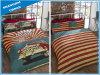 De omkeerbare Amerikaanse Beeld Afgedrukte Reeks van het Beddegoed van de Dekking van het Dekbed van de Polyester