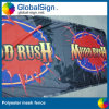 Outdoor all'ingrosso Polyester Mesh Display Banner per Sports Event