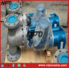 Form Steel Flanged Gate Valve mit Electric Actuator