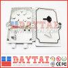 Boîte d'arrêt des adapteurs FTTH de Sc du noyau IP65 2 (boîte d'arrêt de DT-FTB-8002S)