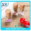 Commande transparente d'instantané d'USB de bouteille d'USB de bouteille en verre d'entraînement d'instantané d'USB de bouteille de dérive (XST-U030)