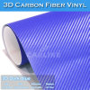 高品質3D Car Wrap Film Carbon Fiber Vinyl Sticker