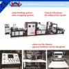 Côordenadores disponíveis para prestar serviços de manutenção no ultramar ao saco não tecido da maquinaria que faz a máquina