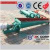 Transportador de tornillo del precio bajo para la industria del cemento