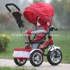 Form 3 in 1 Rad-Baby-Dreirad für Kinder mit En71 genehmigt