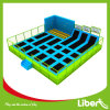 Dismantle&Movable Free Jump Indoor Trampoline per Promotion