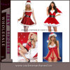 Costume sexy costumé d'uniformes de Noël adulte sexy d'usager (7273)
