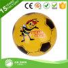 A esfera de futebol relativa à promoção popular do PVC todo o tamanho personalizou o logotipo impresso