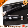 Kundenspezifisches Zeichen-Laser-Nadelanzeige USB-Feder-Laufwerk (YT-7104)