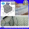 Materasso esagonale galvanizzato Gabion della rete metallica del collegare del ferro