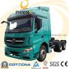 Tête de camion d'entraîneur de la cabine 10wheels 6X4 380HP de Beiben V3