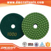 7 pouces Diamond Polishing Pad pour Curved Surface