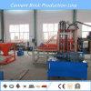 Вполне производственная линия машина делать кирпича цемента поставкы конкретная