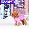 Animal familier Clothes pour Dog et Cat Winter Dog Clothes Dress