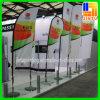 Drapeau de plage de bannière de vol d'affichage d'exposition commerciale commerciale