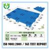1200*1000 pálete plástica dos produtos das soluções claras dos pés do dever 9