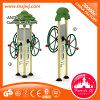 Máquina al aire libre de la aptitud del equipo de la rueda del brazo de la alta calidad para la venta