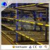 Racking freddo resistente industriale personalizzato di flusso della scatola del magazzino