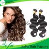 Человеческие волосы 100% бразильянина волос девственницы оптовой продажи