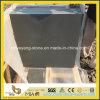 Basalte noir aiguisé de Hainan pour le maçonnage ou le plancher de bâtiment