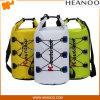 Plongeant, Kayaking, nageant, canotage, Canoeing, transportant par radeau, sac sec de surf sur neige