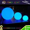 Luz impermeable de los orbes de la decoración sin cuerda al aire libre LED