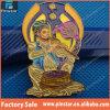 分類される工場直接卸し売り高品質のカスタム記念品は柔らかいエナメルの金属の折りえりPinのバッジの安い価格を着色する