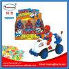 Plastikpolizei Motobike scherzt Spielzeug mit Süßigkeit