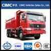 Levering Sinotruk HOWO 6X4 Dumper Truck met Lowest Price