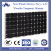 Mono comitato solare cristallino superiore per Casa-Using