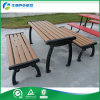 고품질 옥외 나무로 되는 테이블 의자 벤치 (FY-101H)