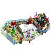 Campo da giuoco dell'interno del gioco molle divertente dei capretti di serie dell'oceano da vendere