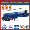3 Alxes V Oplegger van de Tank van de Macht van het Cement van het Type de Bulk