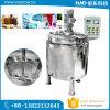 Réservoir émulsionnant cosmétique de mélange de réservoir de chauffage électrique d'acier inoxydable