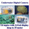 UnterwasserDigitalkamera (DSC-500w)