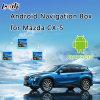 Androïde GPS van 5.1 Auto Navigatie voor 2014-2016 Mazda CX-5