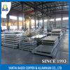 Bloco de alumínio de Cutted