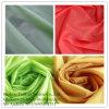 Tafetán de Ripstop del nilón del 100% con la PU cubierta para la tela de la ropa