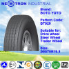 Todo o pneumático sem câmara de ar radial de aço 265/70r19.5 do pneu TBR do caminhão