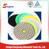 중국 Manufacturer 4inch Dry Diamond Polishing Pads