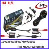 55W HID Kits 12V Xenon HID H4 para Cars