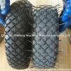 Il nero e Gray Wheelbarrow Rubber Wheel/Toolcart Rubber Wheel
