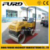 Rullo compressore vibratorio rotella d'acciaio del terreno/dell'asfalto mini (FYL-880)