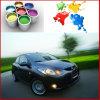 L'automobile nera opaca dell'automobile di uso sensibile al calore della vernice Refinish la vernice