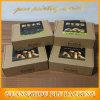 Коробка бумаги Kraft гриба упаковывая
