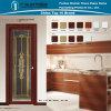 Portes en aluminium de tissu pour rideaux de qualité pour la décoration de cuisine