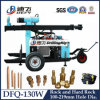Dfq-130W 130m Depth Portable Rock Drilling Rig
