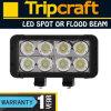 7.8 pulgadas 80W LED Work Light Bar para Offroad ATV 4X4 Truck