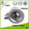 Het Licht van Moto van de universele 30W U3 LEIDENE CREE Lamp van de Motorfiets