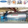 Nuevo tipo equipo de la destilación del neumático de la basura para el negro de carbón
